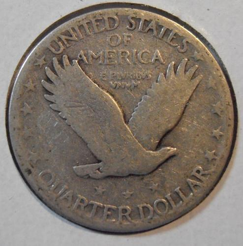 1926 S Liberty Standing Quarter (26SLS1)