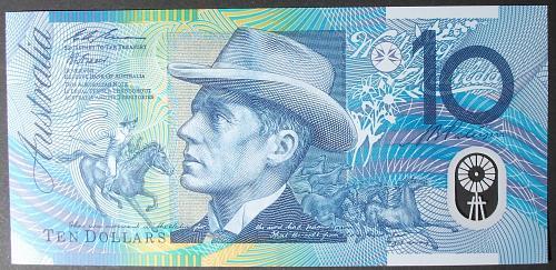 Australia P52a 10 Dollars UNC65