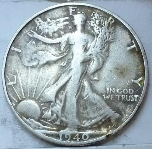 1940-S Extra Fine Walking Liberty Half Dollar  ( 319 )