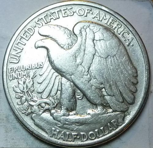 1947-P Very Fine Walking Liberty Half Dollar  ( 426 )