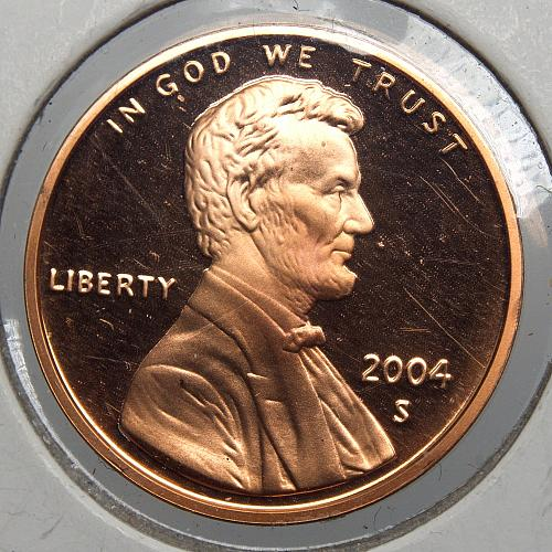 2004 S Lincoln Memorial Cent#1 DCAM