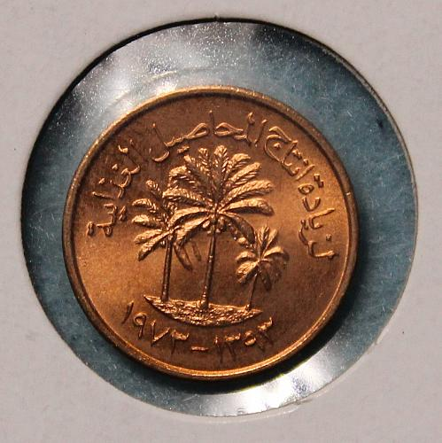 United Arab Emirates 1973 1 fil