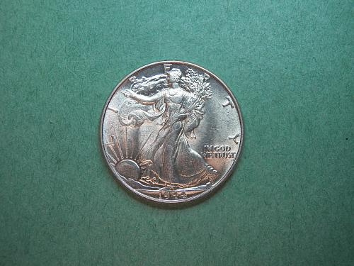 1944 P Walking Liberty Half Dollar BU Coin   u30