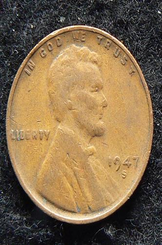 1947 S Lincoln Wheat Cent (VF-20)