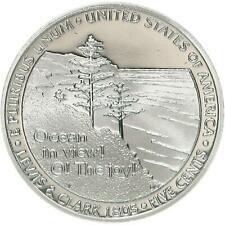 2005 S  PROOF  JEFFERSON NICKEL:  OCEAN VIEW