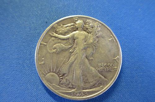1943 P Walking Liberty Half