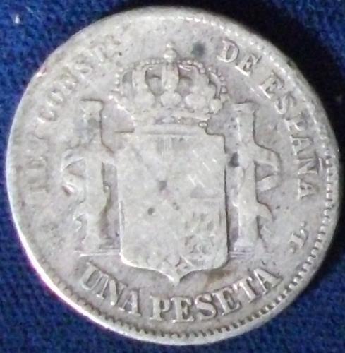 1893(93) PG-L Spain Peseta AG