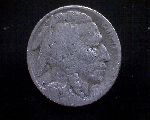 1928 - S BUFFALO NICKEL