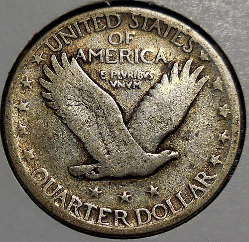 Standing Liberty Quarter 1930-P
