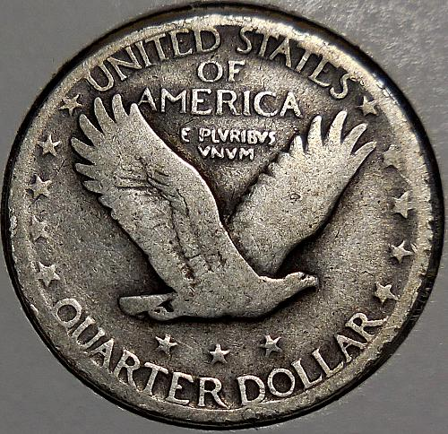 Standing Liberty Quarter 1928-P
