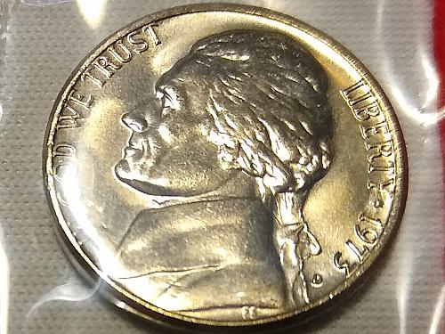 1973 D JEFFERSON NICKEL  BU