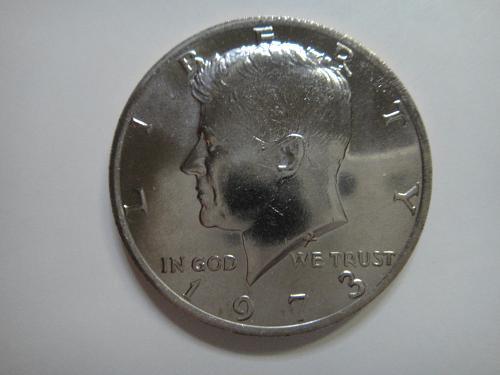 1973 Kennedy Half Dollar MS-66 (GEM+) RARE THIS GRADE!