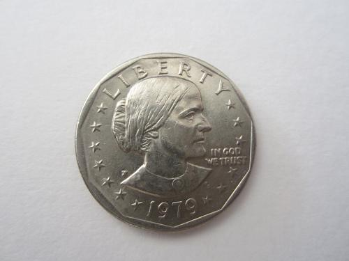 1979 P Susan B Anthony . See Pictures