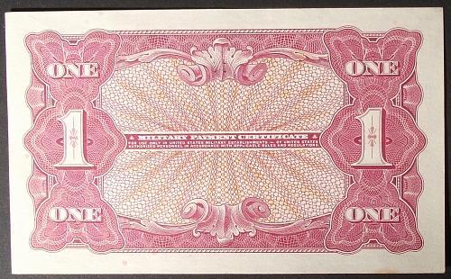 US MPC M61 Dollar UNC