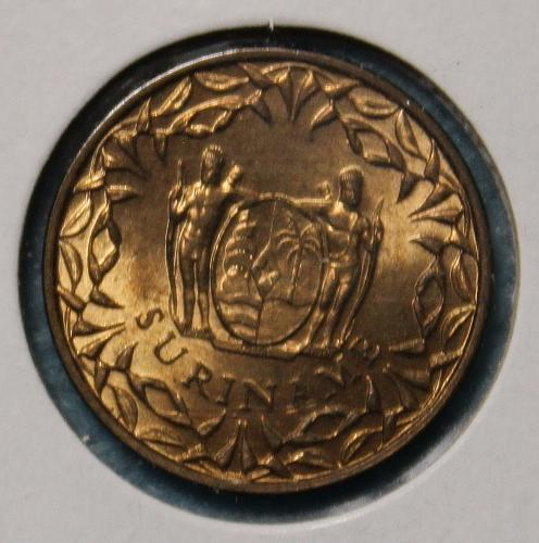 Suriname 1962 1 cent