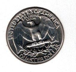 1969 S Proof Washington Quarter #4