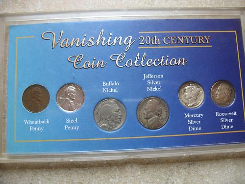 20 th Century Coin Collection
