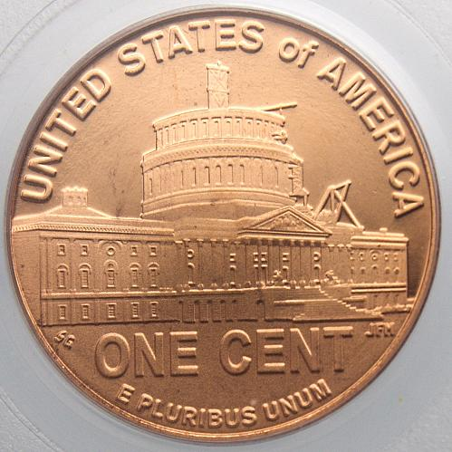 2009 S Lincoln Memorial Cent: Professional Life Illinois