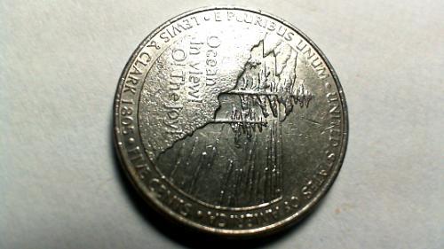2005 P Jefferson Nickels - Ocean In View