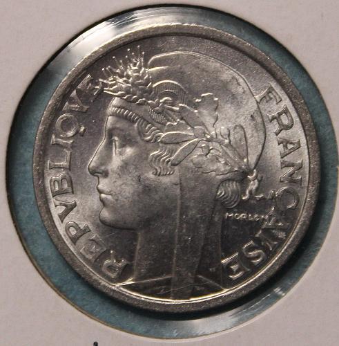 France 1958 2 Francs