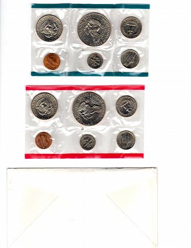 1978 PD  UNCIRCULATED MINT SET