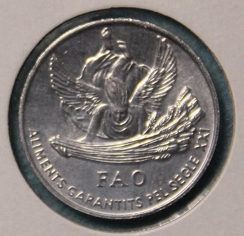 Andorra 1999 1 centim