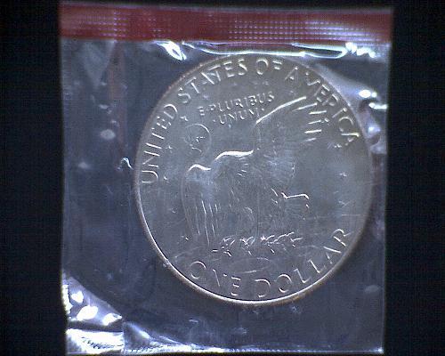 1978 D EISENHOWER DOLLAR