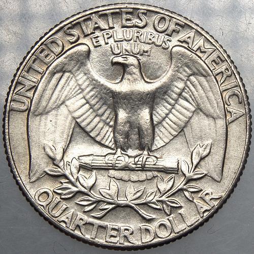 1974 P Washington Quarter#1