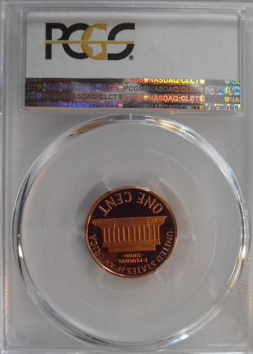 2008 S PR69RD DCAM Lincoln Cent, PCGS Certified (08S894)