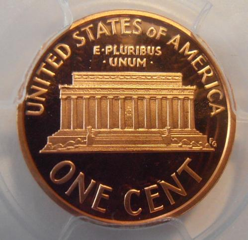 2008 S PR69RD DCAM Lincoln Cent, PCGS Certified (08S158)