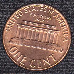 1978 D Lincoln Memorial Cent Small Cents