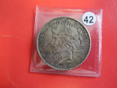 1922-P Peace Dollar (Best Deal)
