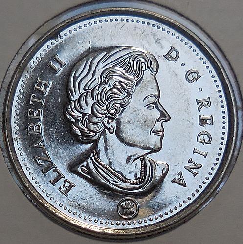 2015 Canadian Quarter