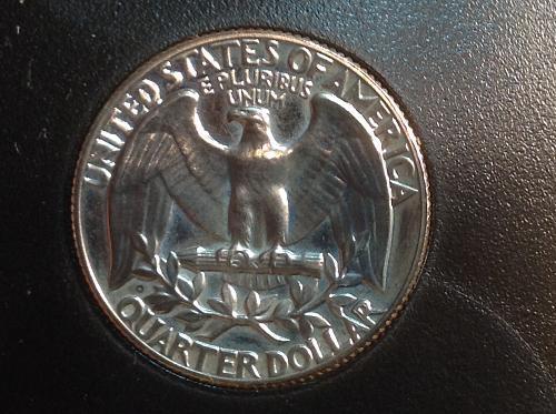 1971 S Washington Quarter