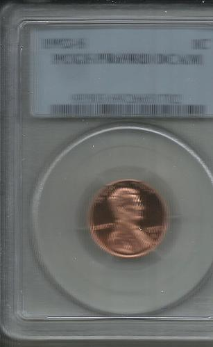 1992  S   PROOF  LINCOLN CENT