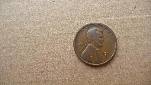 1920-D Lincoln cent