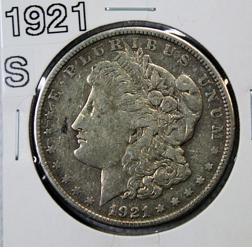 1921 S Morgan 1$
