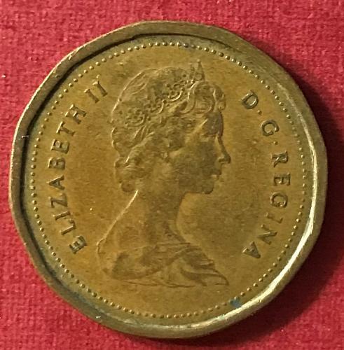 Canada 1982 = 1 Cent