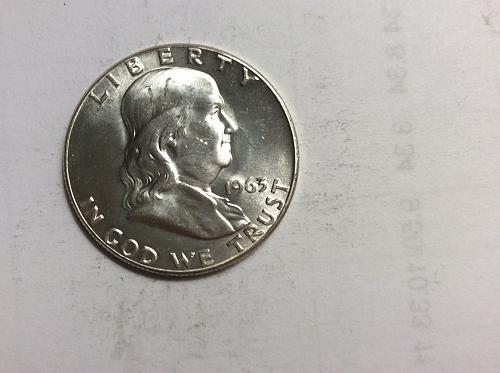 1963 Franklin. FBL