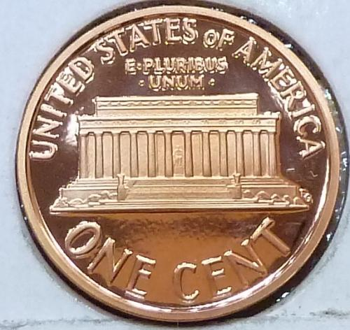 2006-S  Gem Proof Cent Memorial Lincoln Cent (102)