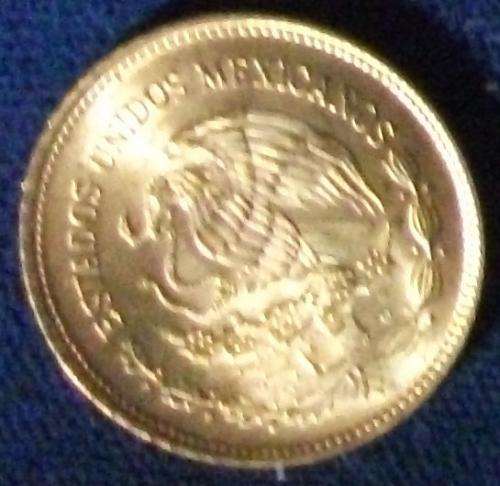 1983 Mexico 20 Centavos UNC #3