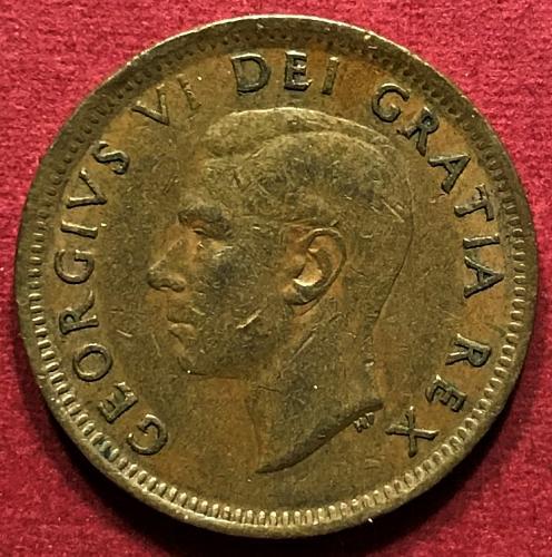 Canada 1952 = 1 Cent [#2]