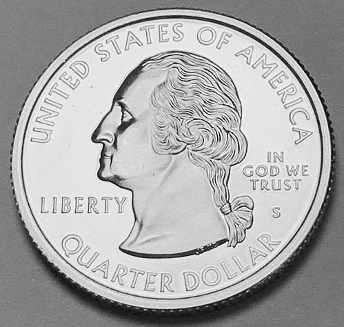 1999-S Proof Quarter: 50 States- Delaware [BSWQ 151]