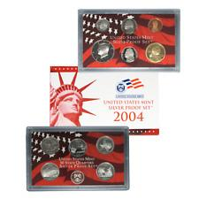 2004  S   SILVER  PROOF SET