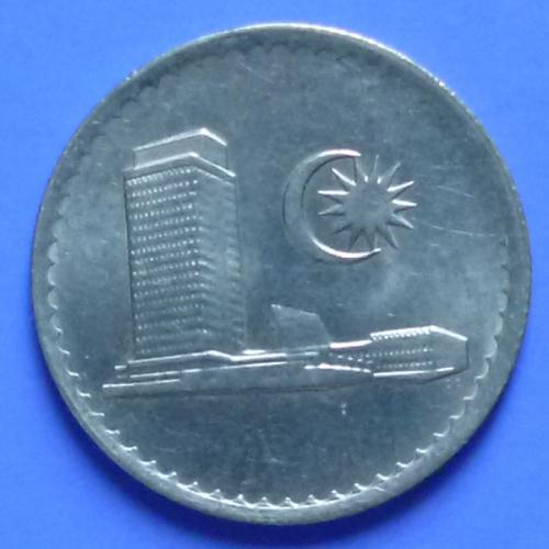 Malaysia 10 Cents 1982 km 3