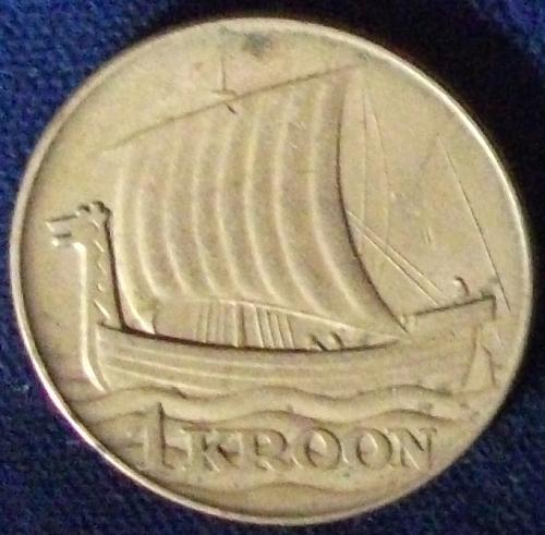 1934 Estonia Kroon VF