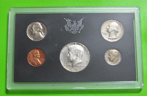 1970-S United States Proof Set - Original Box