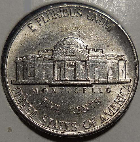 An Unusual 1997-P Jefferson Nickel
