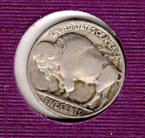1930 P Buffalo Nickels - #5