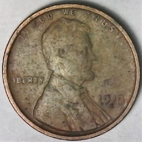 Early Date (Teens) Lincoln Wheat Cents 9 Coin Lot